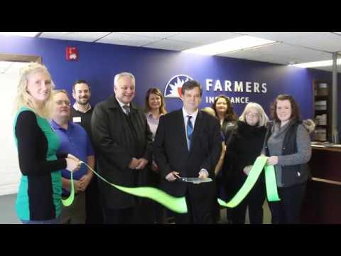 Gatewood Insurance Agency Ribbon Cutting