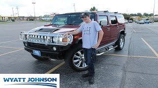 2005 Hummer H2 (Full Review)