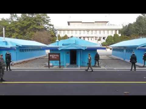 Panmundżom - Granica dwóch Korei