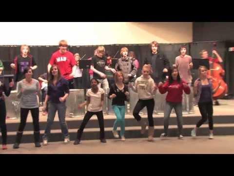 Winner - Traverse City West Middle School -- Interlochen, MI