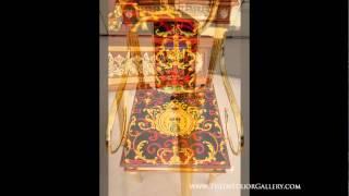 European Classic Dining Arm Chair - Barcelona