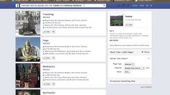 Facebook Ads Targeting Research Using Facebook Graph Search