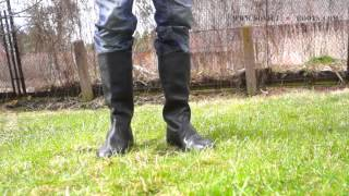 East German Leather Jack Boots