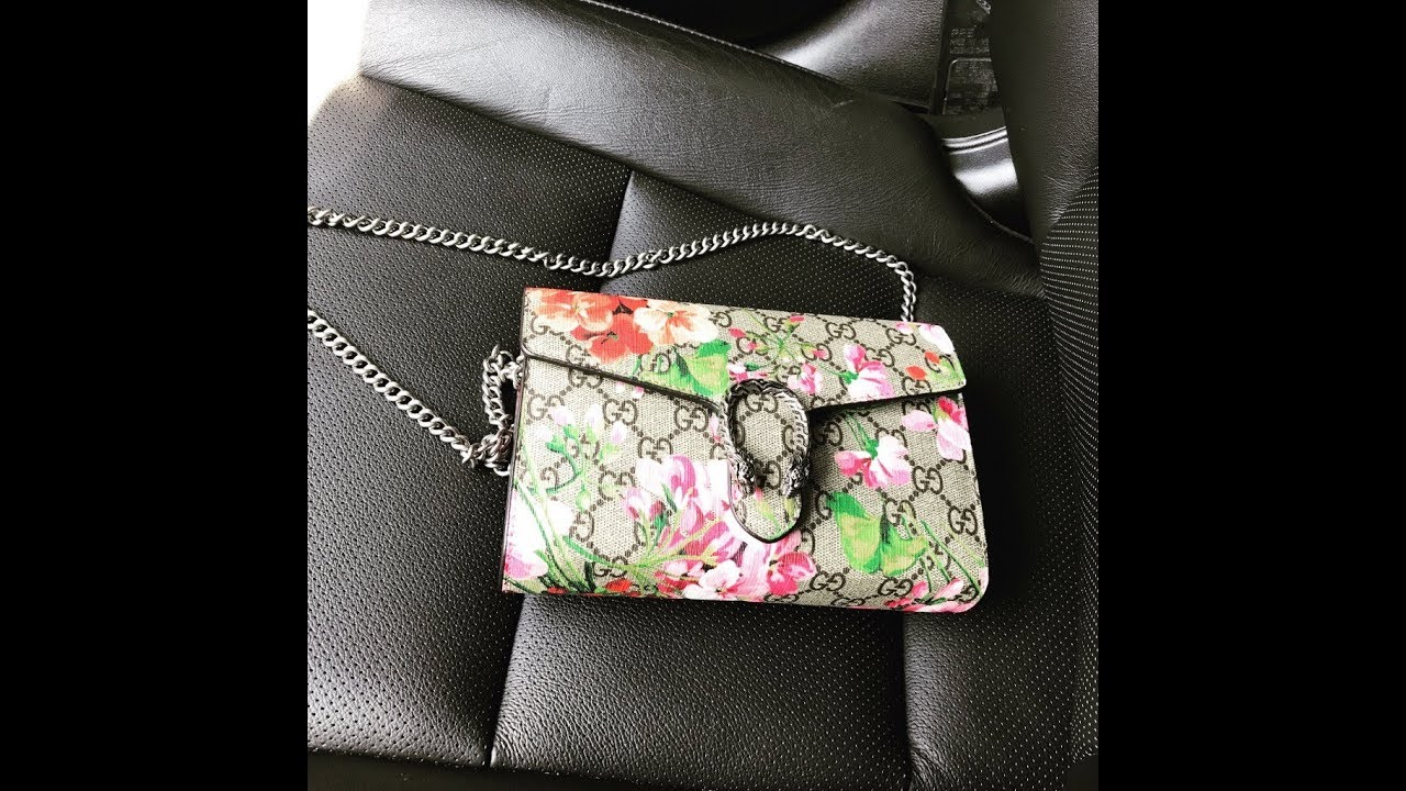 ab471ccde3a58f WIMB- Gucci Dionysus Pink Blooms WOC - YouTube