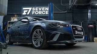 1 500 000 за тюнинг Audi RS6!