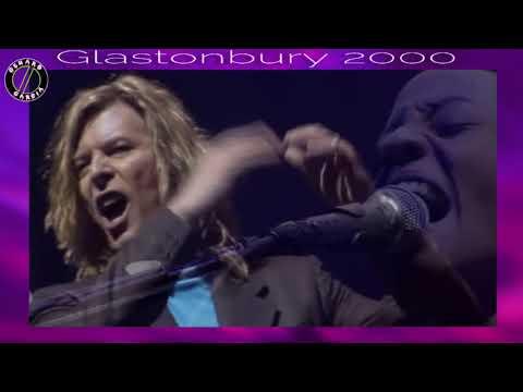 David Bowie - Under Pressure - Live - Glastonbury 2000