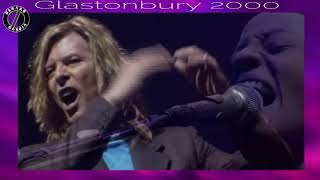 David Bowie - Under Pressure - Live - Glastonbury 2000