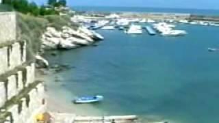 Mattinata 1995 - La spiaggia