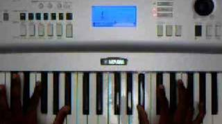 Lately - Piano Tutorial -  Jodeci - Stevie Wonder Part 1