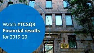 Gambar cover TCSQ3 FY 2019-20 Financial Results