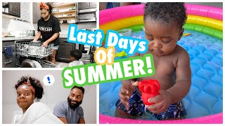 Last Days of Summer + Quick Trip to Nky's House! | Ify Yvonne