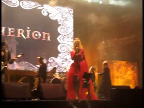 【Strawberry Alice】2014 Shanghai MIDI Music Festival: Therion(SE), 02/10.