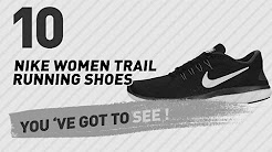 Nike Women Trail Running Shoes, Top 10 Collection // New & Popular 2017