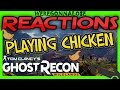 GHOST RECON WILDLANDS Trolling - Killing Teammates by Playing Chicken and Destroying Equipment
