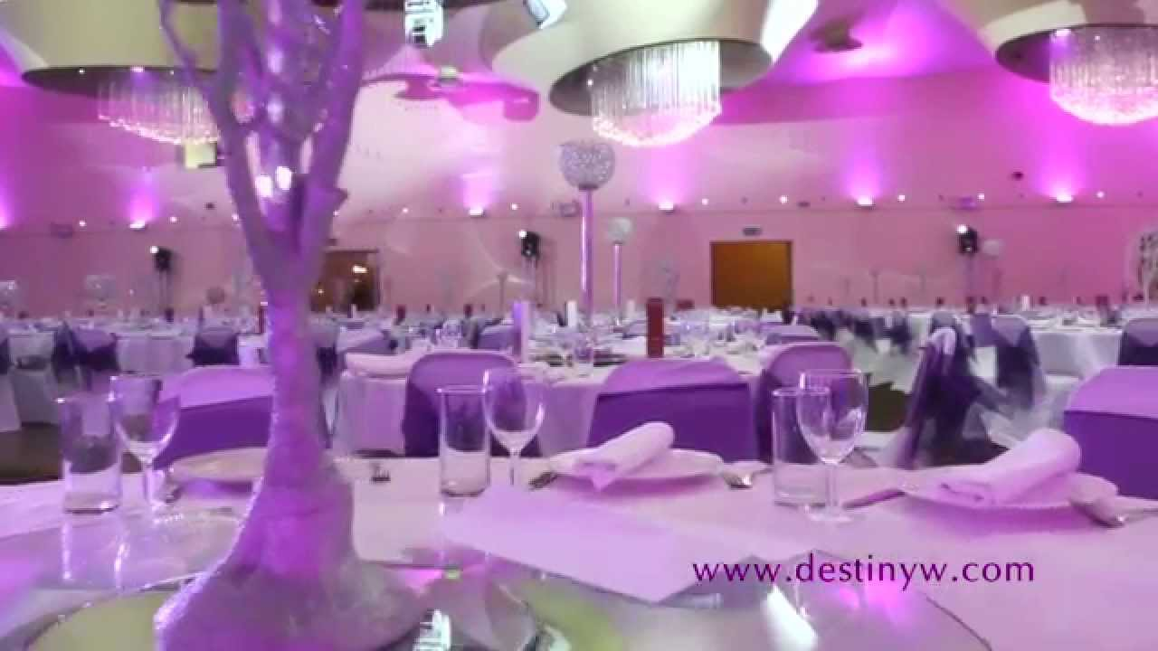 Asian wedding decor destiny weddings the city for Asian wedding decoration