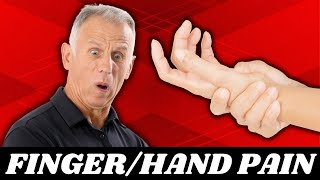 5 Simple Tricks for Hand Pain and Finger Pain