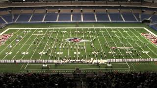 Gambar cover Austin Bowie High School Band - 2014 UIL 6A State Marching Contest