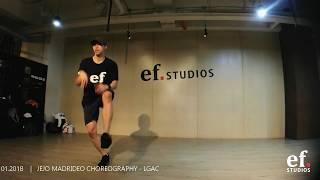 Without Me - Eminem | Jejo Madrideo Choreography (Urban) - LGAC | ef. Studios