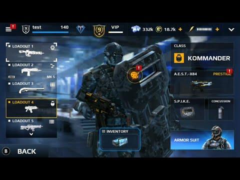 MC5- New Update 19 Gameplay A.E.S.T-X85 (tier9 Kommander)