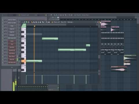 Dimitri Vegas & Like Mike Stay A While FL Studio R