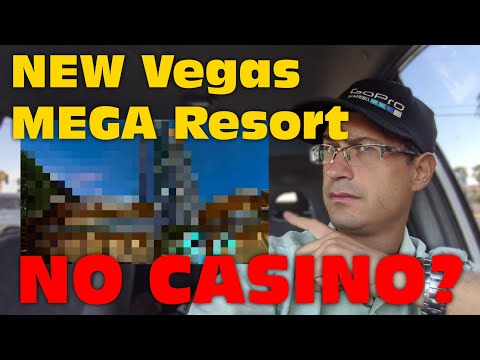 Vegas Construction News - New Resort With NO CASINO? Wow!