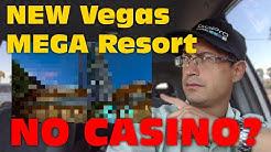 Vegas Construction News - New Resort with NO CASINO? Wow!