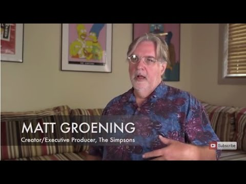 Matt Groening on How The Simpsons Theme Was Influenced by Carl Stalling and Other Great Composers