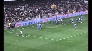 Валенсия - Динамо Киев 2:2. 1/16 ф-ла КУ-2008/09 (обзор).