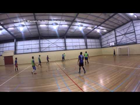 Futsal Fever Mulgrave Season 4 Week 7: South East Warrios vs Whopper United