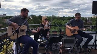 Dua Lipa Don't start now acoustic cover - 2m Acoustic Trio