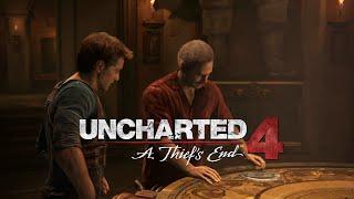 UNCHARTED 4 - Capítulo 11 - Debaixo do nariz