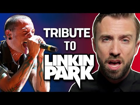 Tribute to Linkin Park and Chester Bennington [Peter Hollens]