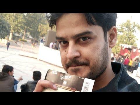 Wwe Live India 2017, Indra Gandhi Indoor Stadium thumbnail