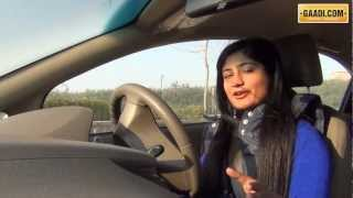 Chevrolet Sail sedan review India (2013)