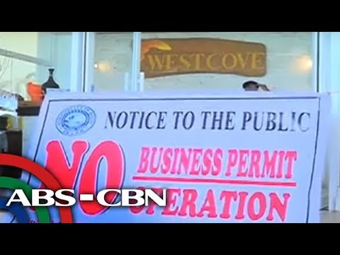 The World Tonight: Local gov't closes West Cove Hotel in Boracay due to lack of permits