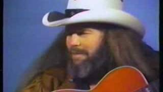 DAVID ALLAN COE interview - part 1
