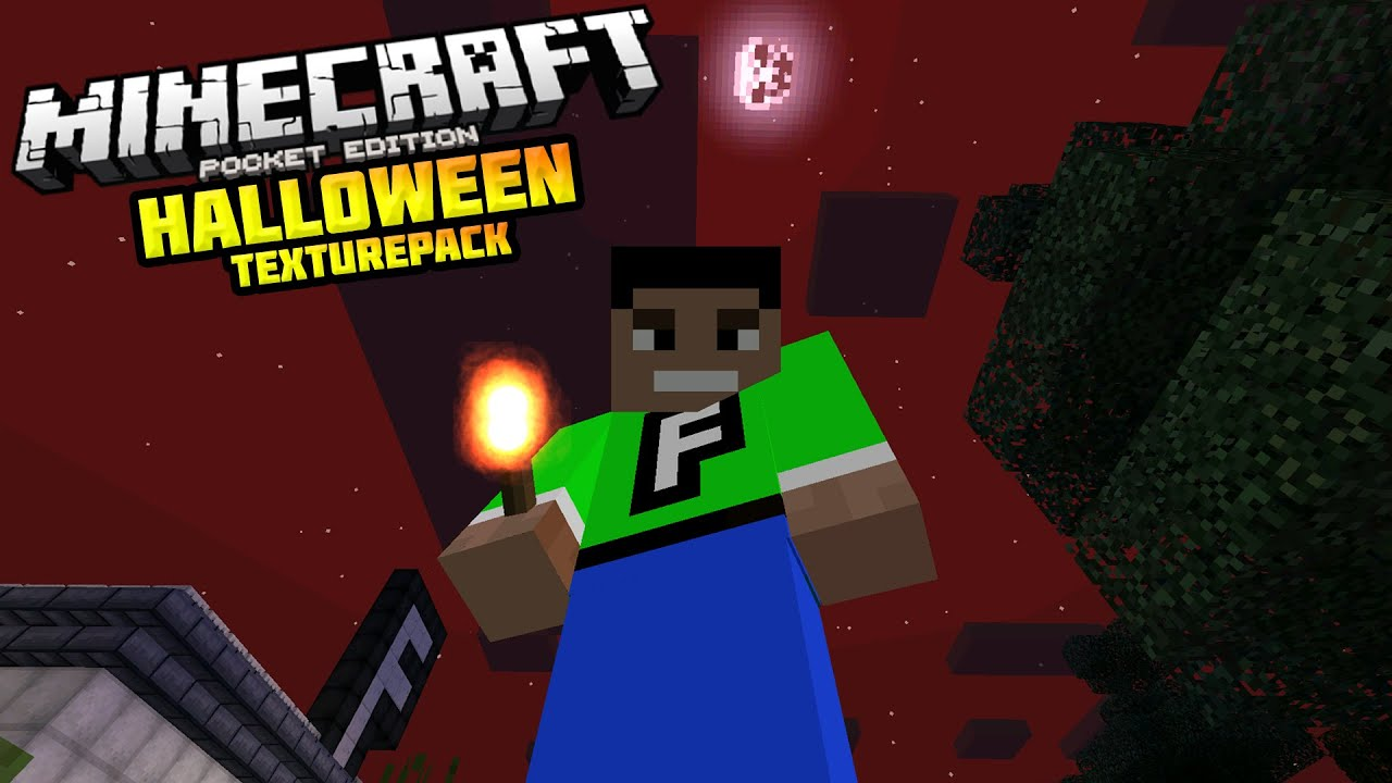 HALLOWEEN TEXTURE PACK!!! - Spooky Mobs, Blocks & MORE ...