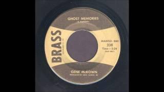 Gene McKown - Ghost Memories - Rockabilly 45