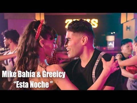 Bachata dance – Mike Bahía & Greeicy – Esta Noche / Marco y Sara y Grupo Esencia bailando en Zeus M