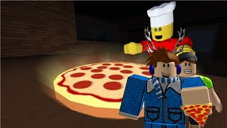 Roblox Gameplay Commentary - Work at a Pizza Place w/ horsesfan721!