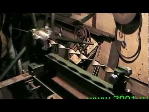 Ролик Кузнечное оборудование для холодной ковки малому бизнесу.