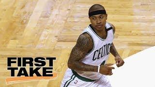 First Take reacts to Isaiah Thomas trade drama   First Take   ESPN