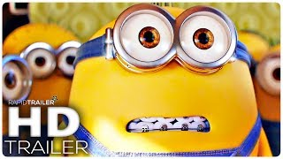MINIONS 2: THE RISE OF GRU Trailer Teaser (2020) Animated Movie HD