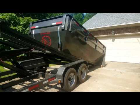 MAXXD Roll-off Dumpster Drop-off
