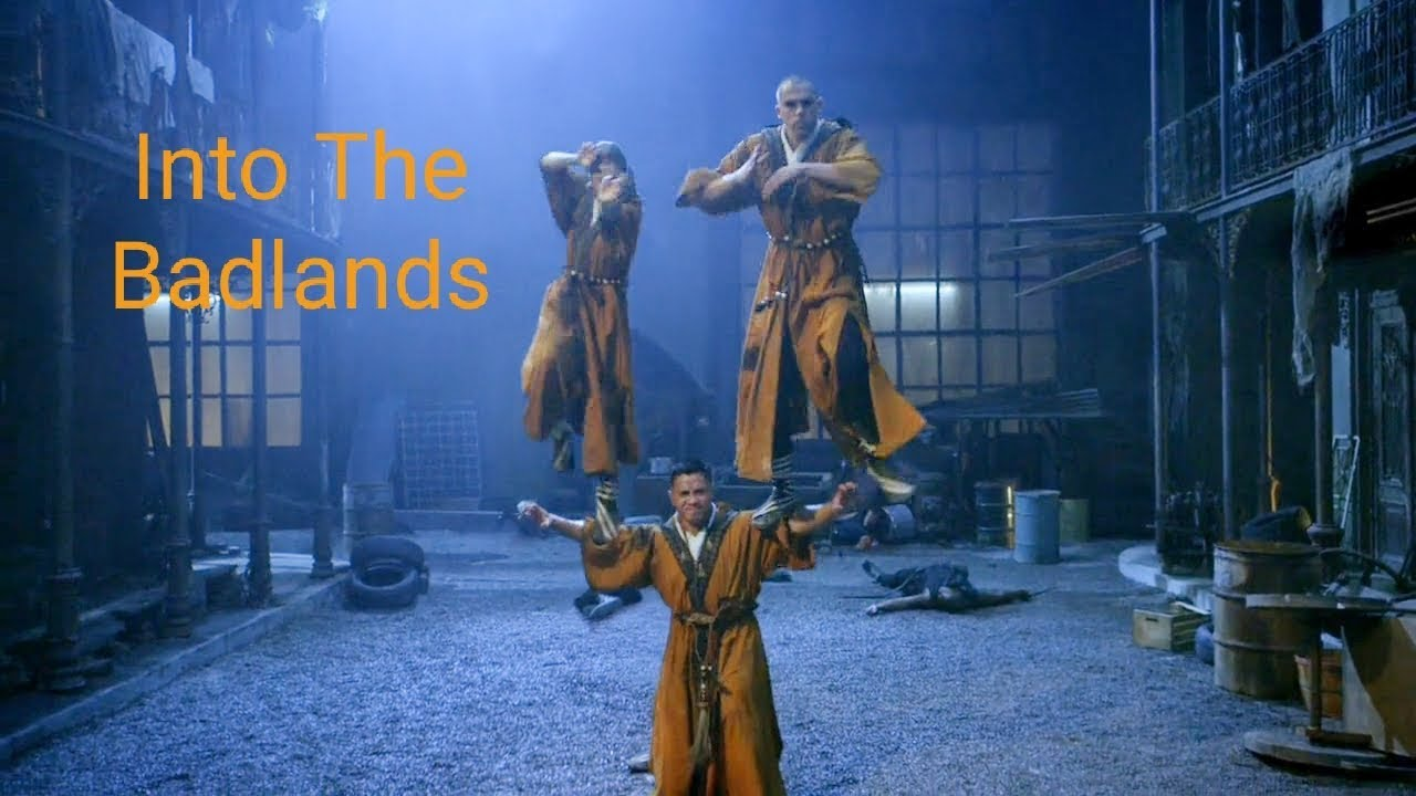 """Download Into The Badlands best fight scene""""HD,"""