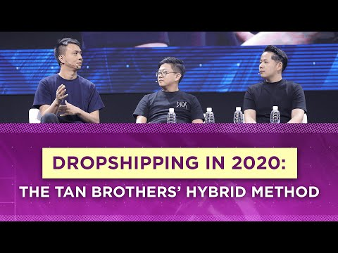 Dropshipping in 2020: The Tan Brothers' Hybrid Method thumbnail