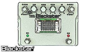 blackstar HT DUAL | pedal review