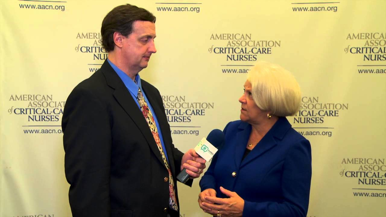 Beth Ulrich on Improving Critical Care Nurse Work Environments