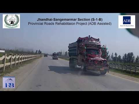 highways roads public highways eastern and western bypass of mardan part 1/2