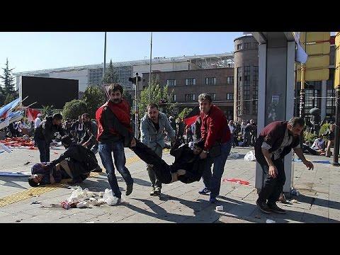 يورو نيوز: عشرون قتيلا على الأقل في انفجار بالعاصمة التركية أنقرة